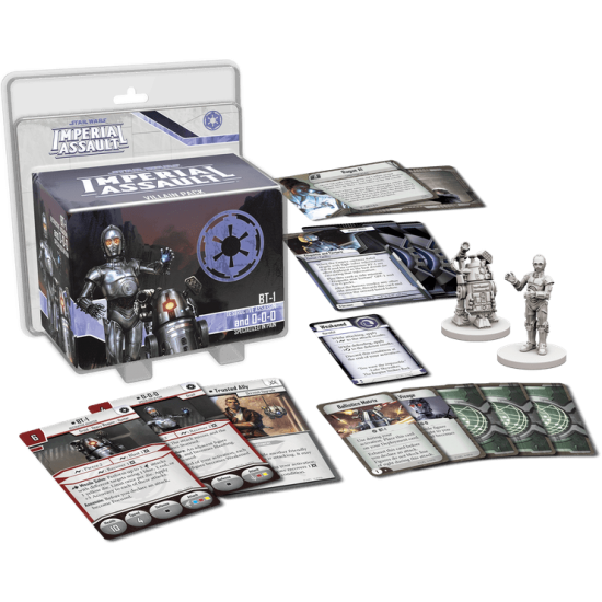 Imperial Assault - BT-1 and 0-0-0