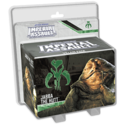 Imperial Assault - Jabba The Hutt