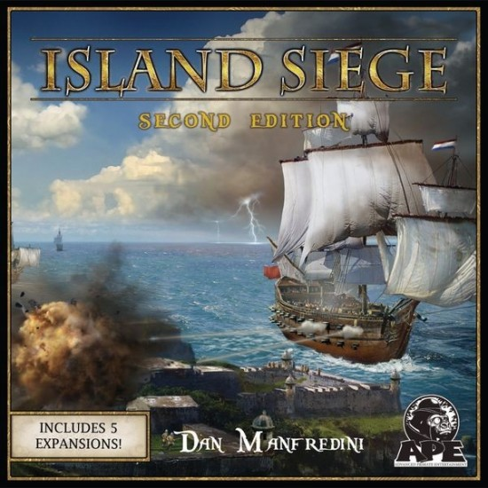 Island Siege - 2nd Edition