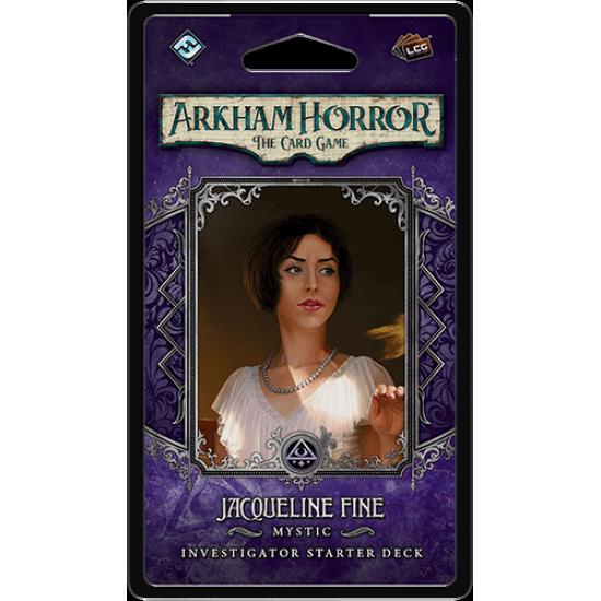 Arkham Horror LCG - Jacqueline Fine