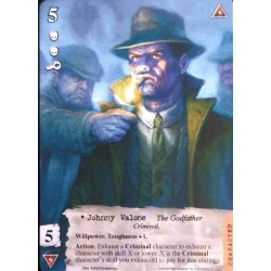 Call of Cthulhu LCG - Johnny Valone Alternative Art