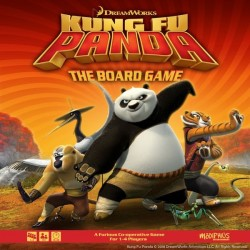 Kung Fu Panda Boardgame