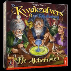 Kwakzalvers van Kakelenburg - De Alchemisten