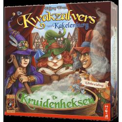 Kwakzalvers van Kakelenburg - De Kruidenheksen