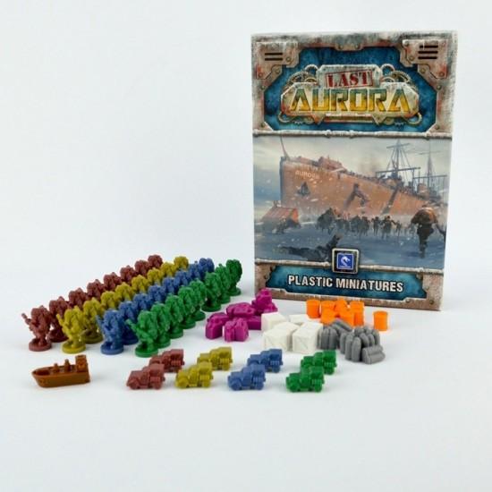 Last Aurora - Miniatures