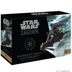Star Wars Legion - Raddaugh Gnasp Fluttercraft
