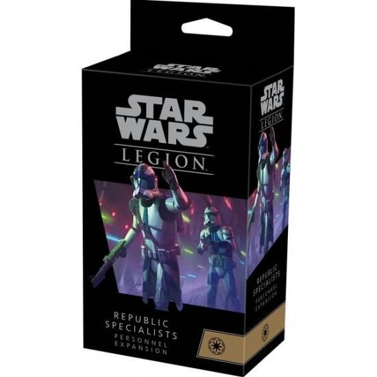 Star Wars Legion - Republic Specialists