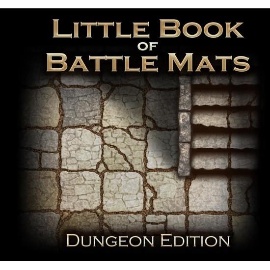 Little Books of Battle Maps - Towns & Taverns