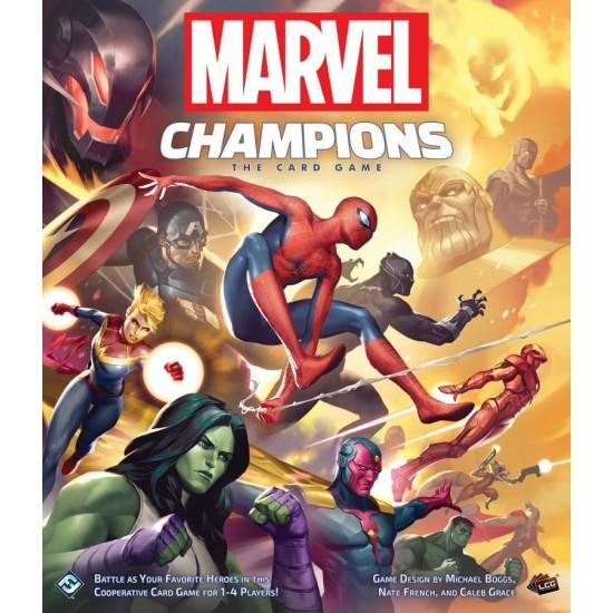 Marvel Champions LCG