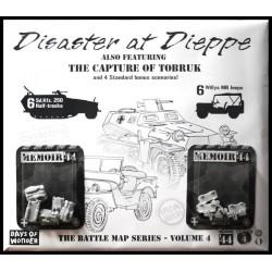 Memoir '44 - Battle Map 4 - Disaster at Dieppe