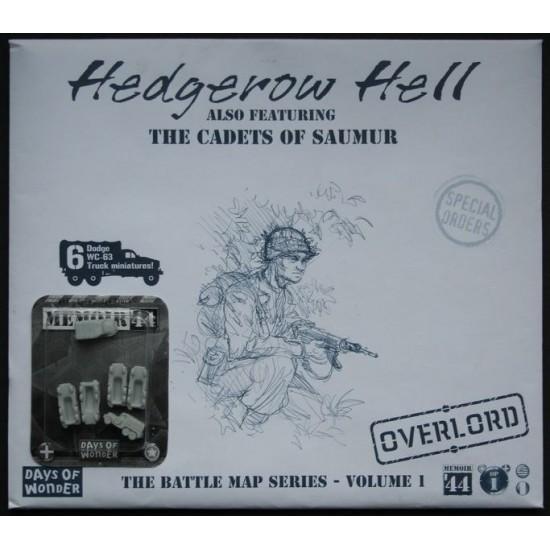 Memoir '44 - Battle Map 1 - Hedgerow Hell
