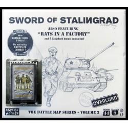 Memoir '44 - Battle Map 3 - Sword of Stalingrad