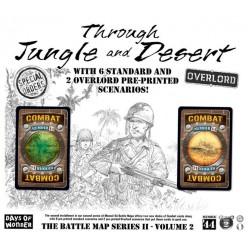Memoir '44 - Battle Map 6 - Through Jungle and Desert