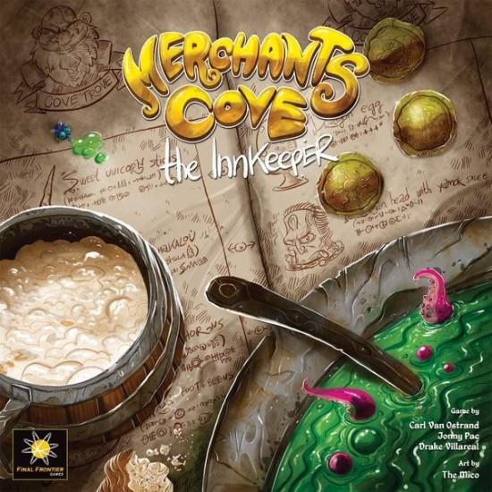 Merchants Cove - The Innkeeper