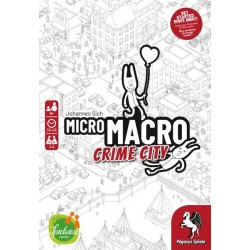 MicroMacro Crime City