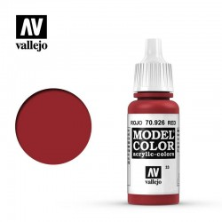 Model Color -  Red (70.926)