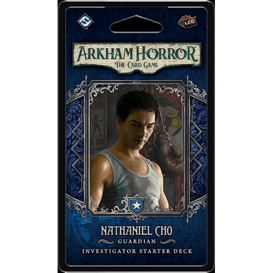 Arkham Horror LCG - Nathaniel Cho