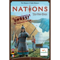 Nations Dice Game - Unrest