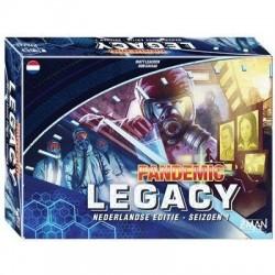 Pandemic - Legacy Season 1 - Blue