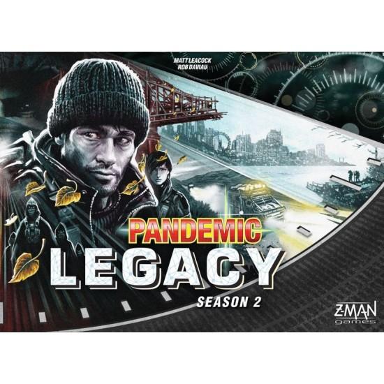Pandemic - Legacy Season 2 - Black