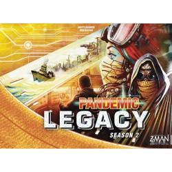 Pandemic - Legacy Season 2 - Orange