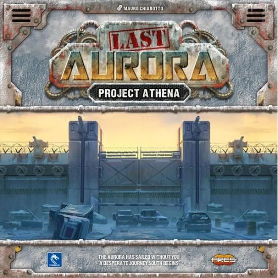 Last Aurora - Project Athena