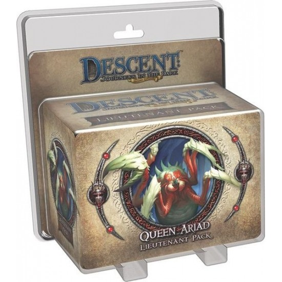 Descent 2nd Edition - Queen Ariad