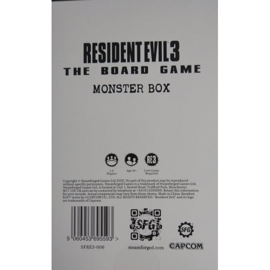 Resident Evil 3 - Monster Box