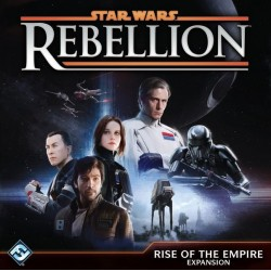 Star Wars Rebellion - Rise of the Empire [Back of the Box Damaged]