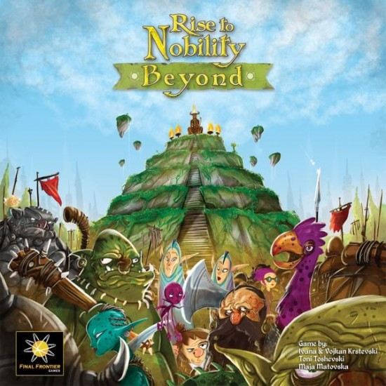 Rise of Nobility - Beyond
