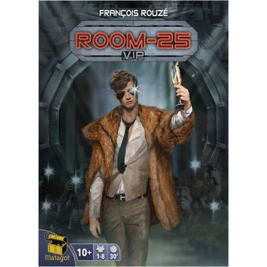 Room 25 - 2nd Edition