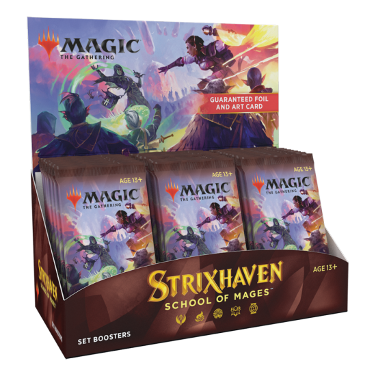 Strixhaven - Booster Box
