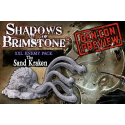 Shadows of Brimstone - Sand Kraken