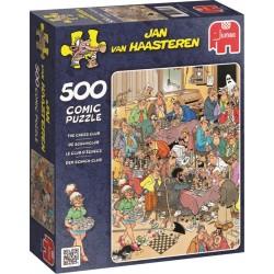 Van Haasteren - The Chessclub (500)