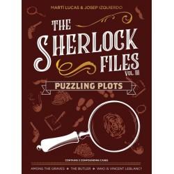 The Sherlock Files - Puzzling Plots