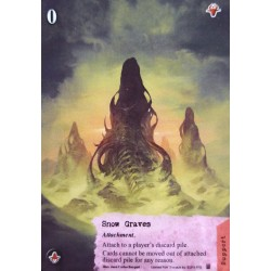 Call of Cthulhu LCG - Snow Graves Alternative Art