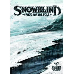 Snowblind Race for the Pole