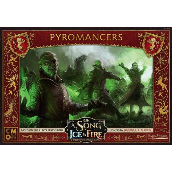 A Song of Ice & Fire - Pyromancers