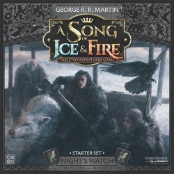 A Song of Ice & Fire - NIght's Watch Starter Set