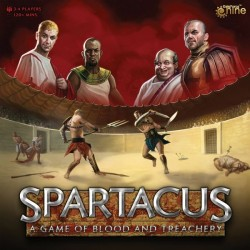 Spartacus - A Game of Blood and Treasury