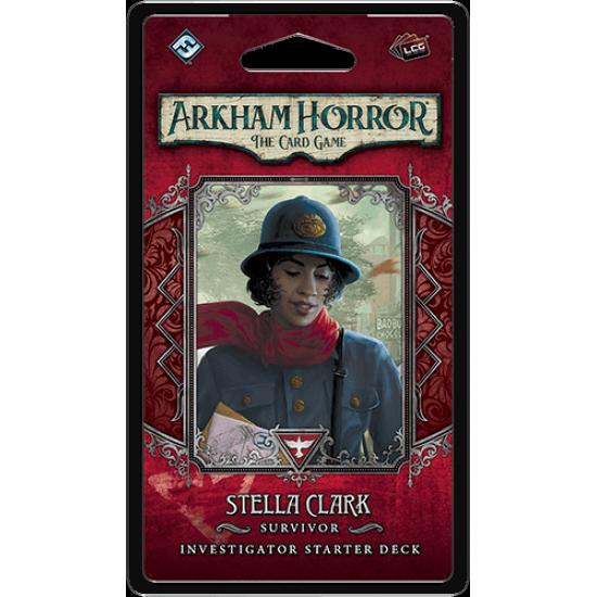 Arkham Horror LCG - Stella Clark