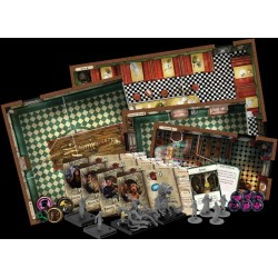 Mansions of Madness - 2nd Edition - Streets of Arkham