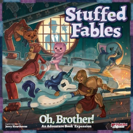 Stuffed Fables - Oh, Brother!