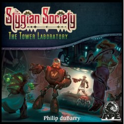 The Stygian Society - The Tower Library