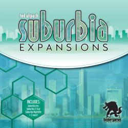 Suburbia 2de Editie - Expansions