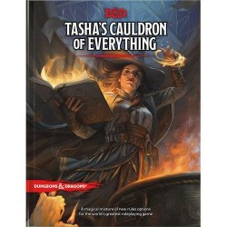 Dungeons and Dragons Next - Tasha's Cauldron of Everything