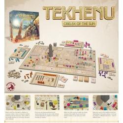 Tekhenu - Obilisk of the Sun