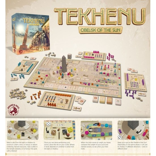 Tekhenu - Obilisk of the Sun