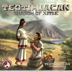 Teotihuacan - Shadow of Xitle