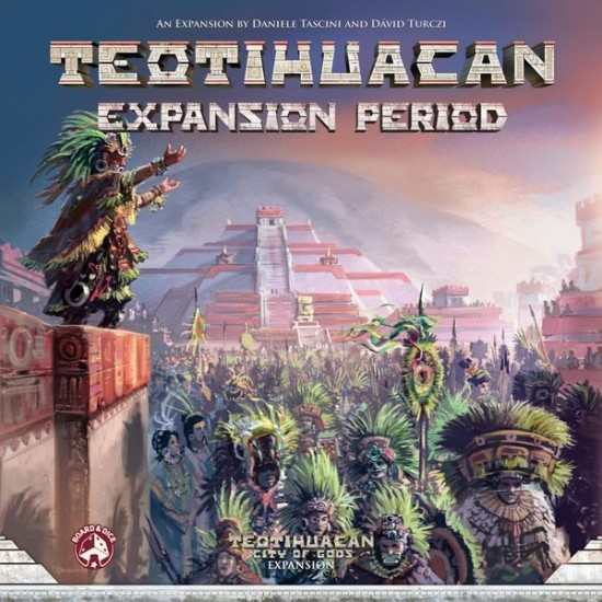 Teotihuacan - Expansion Period